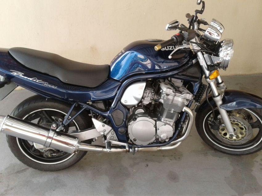 Suzuki Bandit N 600 - Foto #1