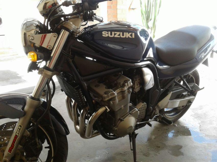 Suzuki Bandit N 600 - Foto #2