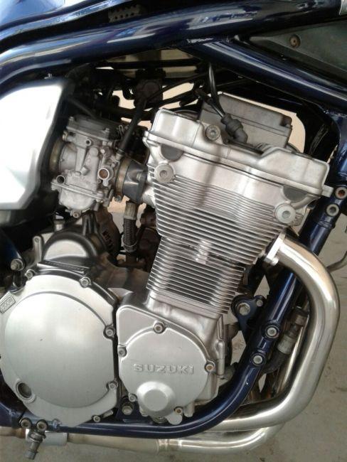 Suzuki Bandit N 600 - Foto #4