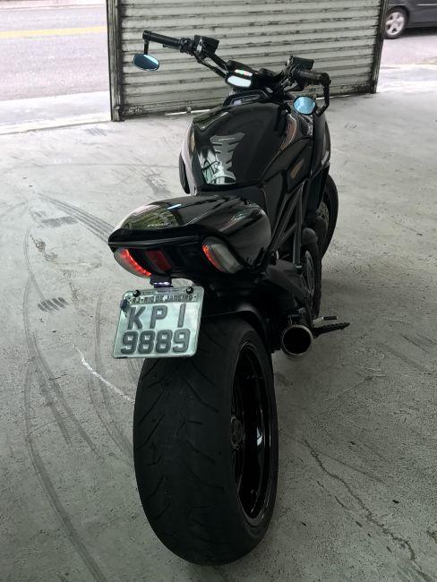Ducati Diavel 1198 - Foto #4