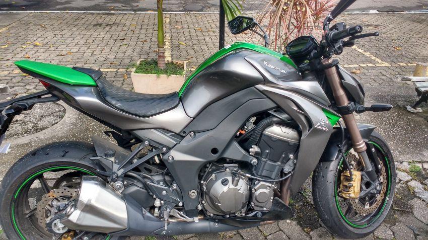 Kawasaki Z 1000 - Foto #3