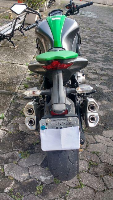 Kawasaki Z 1000 - Foto #5
