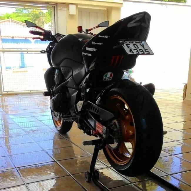 Kawasaki Z 750 - Foto #8