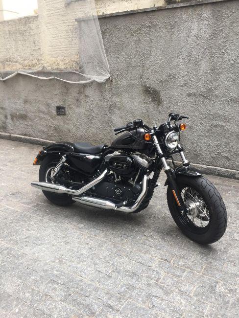 Harley-Davidson Sportster 1200 - Foto #1