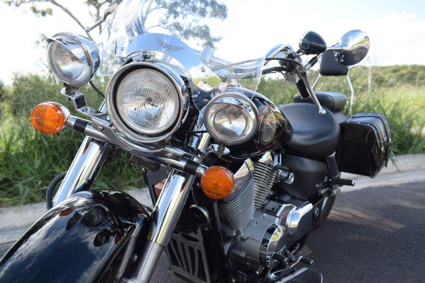Honda Shadow 750 - Foto #7