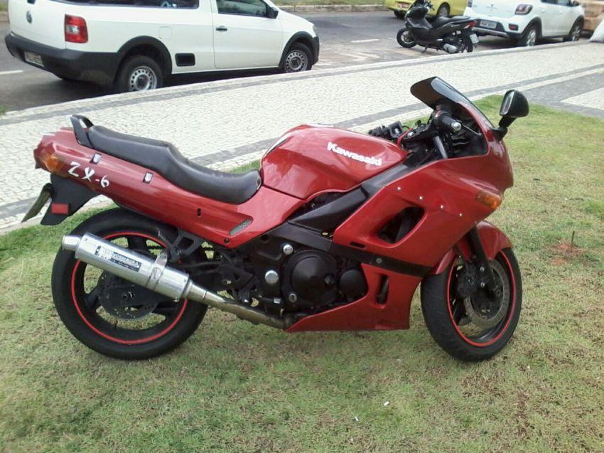 Kawasaki Ninja ZX 6 (600cc) - Foto #1
