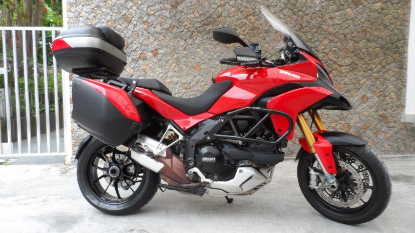 Ducati Multistrada 1200 S Touring - Foto #2