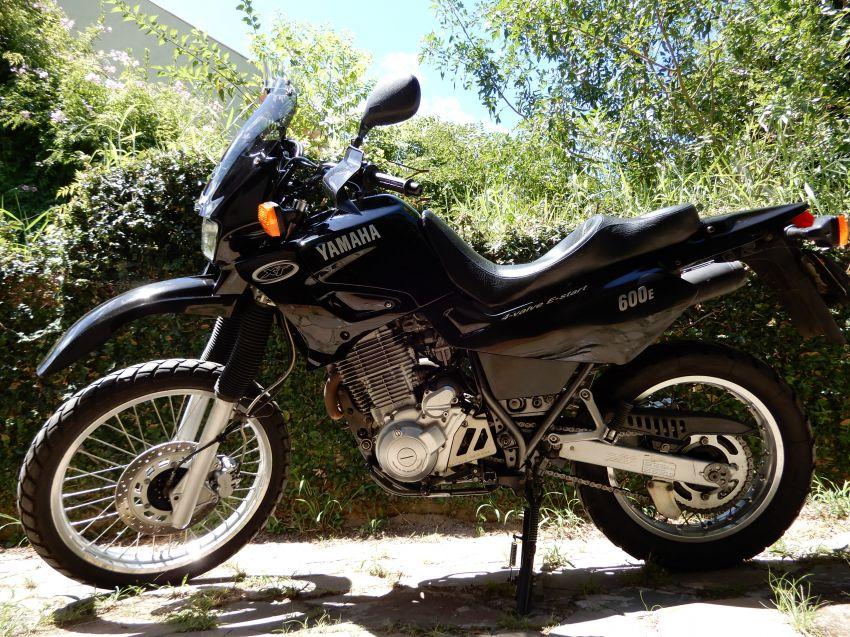 Yamaha XT 600 E - Foto #9