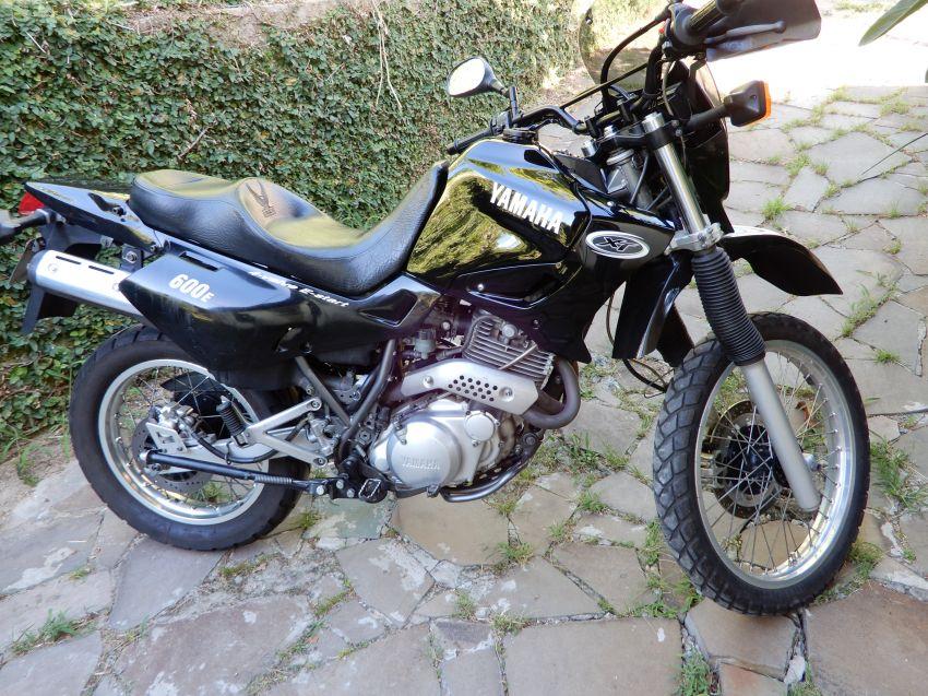 Yamaha XT 600 E - Foto #10