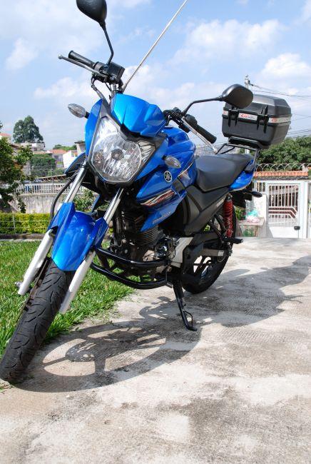 Yamaha YS 150 Fazer SED - Foto #2