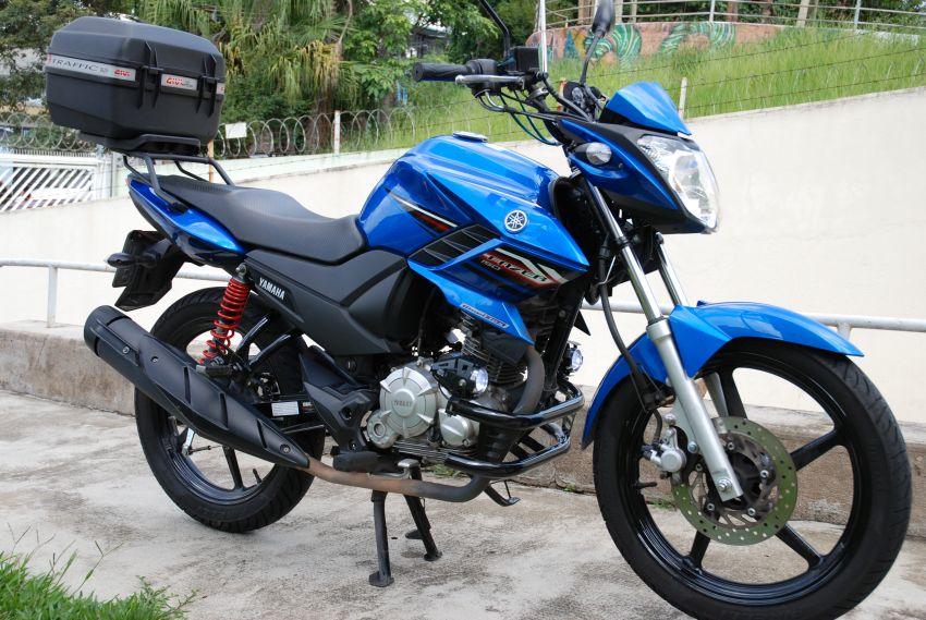 Yamaha YS 150 Fazer SED - Foto #3