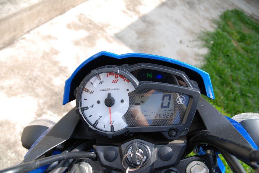 Yamaha YS 150 Fazer SED - Foto #7