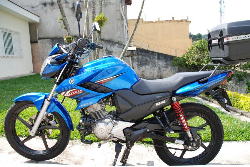 Yamaha YS 150 Fazer SED - Foto #8