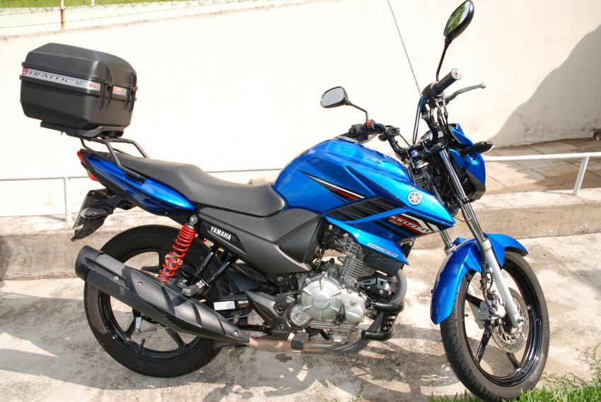Yamaha YS 150 Fazer SED - Foto #9