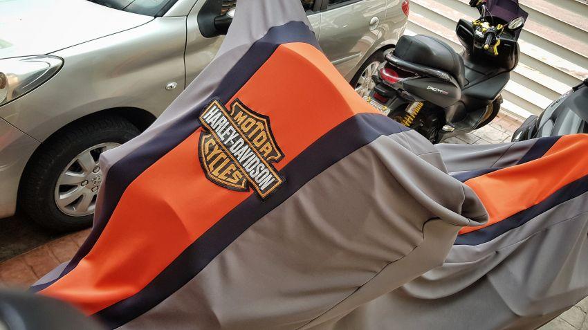 Harley-Davidson Dyna Switchback - Foto #2
