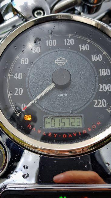 Harley-Davidson Dyna Switchback - Foto #5