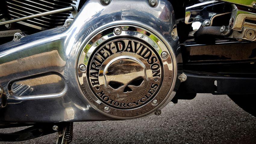 Harley-Davidson Dyna Switchback - Foto #6