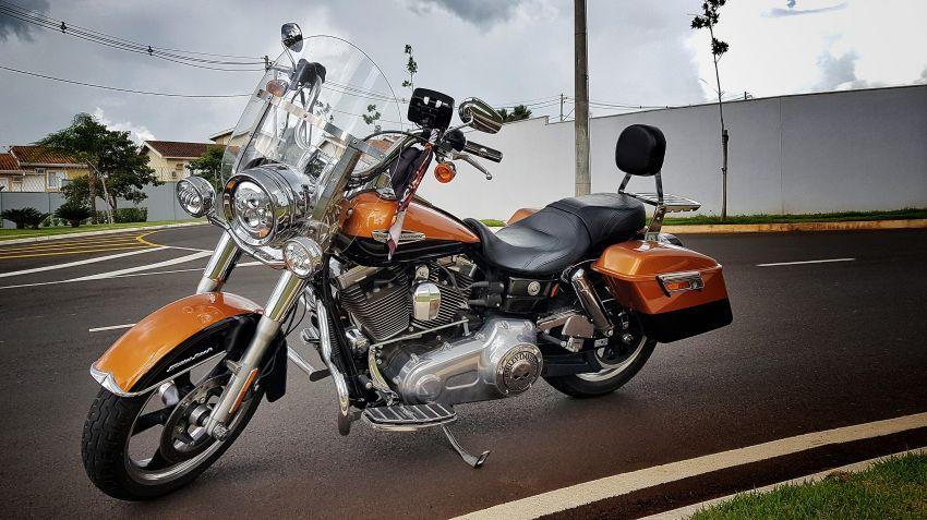 Harley-Davidson Dyna Switchback - Foto #7