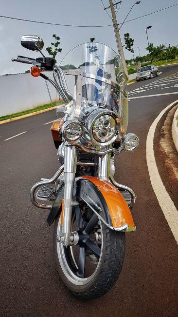 Harley-Davidson Dyna Switchback - Foto #9