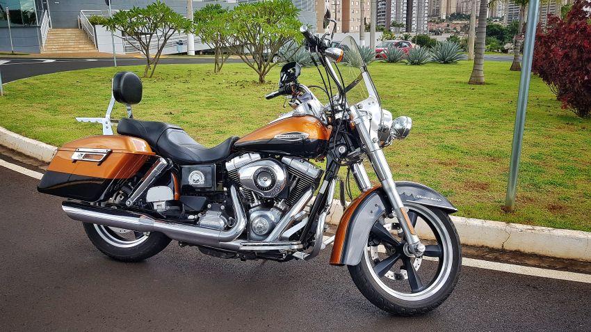Harley-Davidson Dyna Switchback - Foto #10