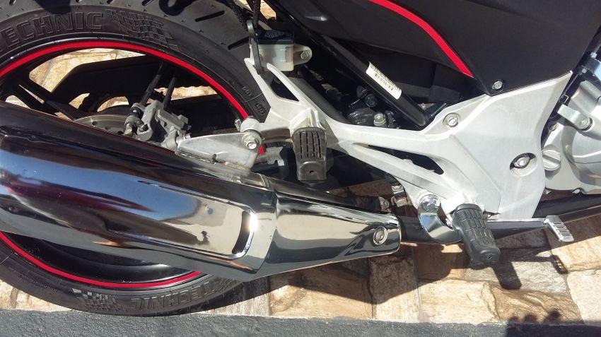 Honda CB 300R (Flex) - Foto #9