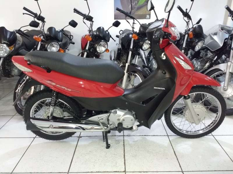 Honda Biz 125 ES - Foto #1