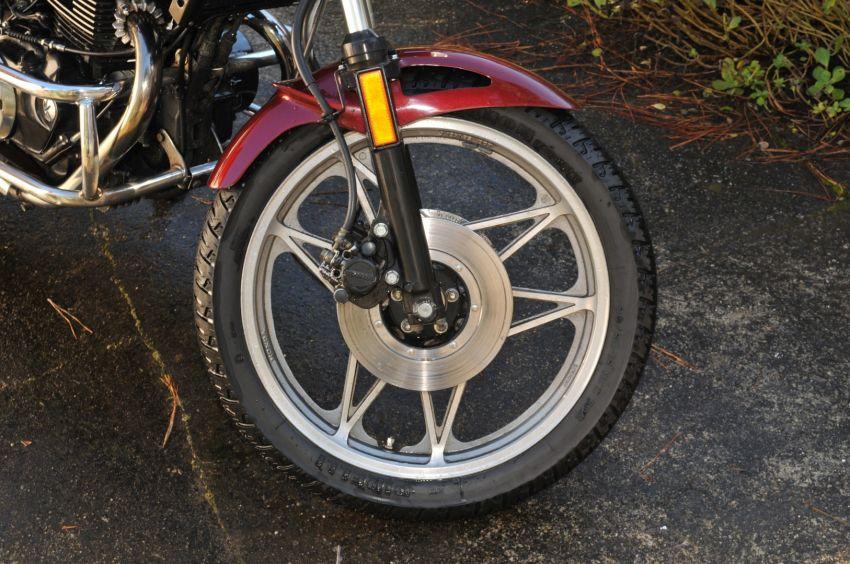 Honda CB 450 Dx - Foto #6