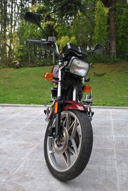 Honda CB 450 Dx - Foto #8