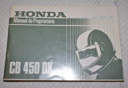 Honda CB 450 Dx - Foto #9