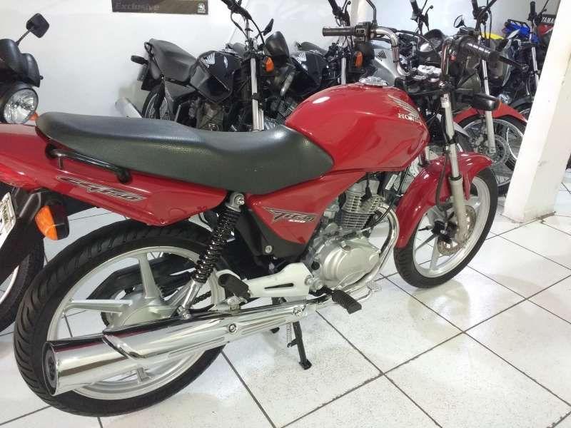 Honda CG 150 Titan ESD - Foto #3