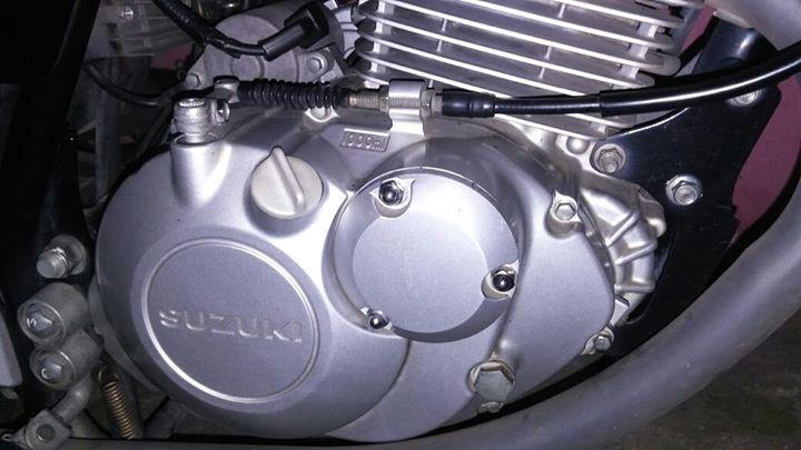 Suzuki GSR 125 - Foto #10