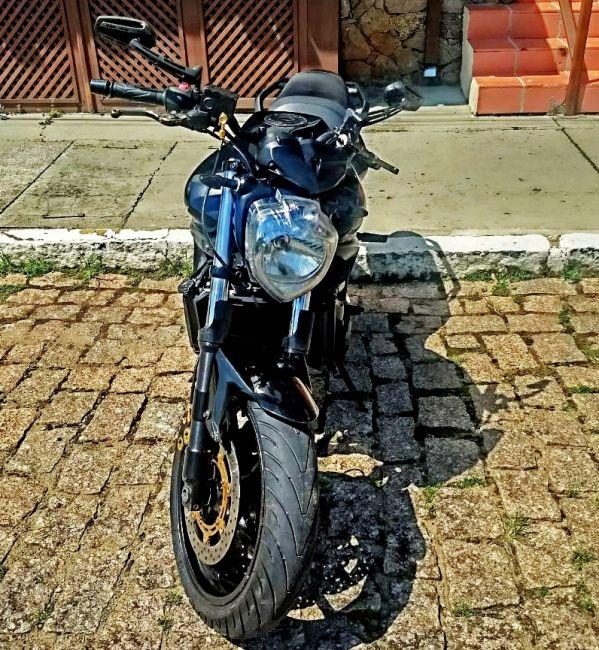 Yamaha FZ6 N - Foto #8