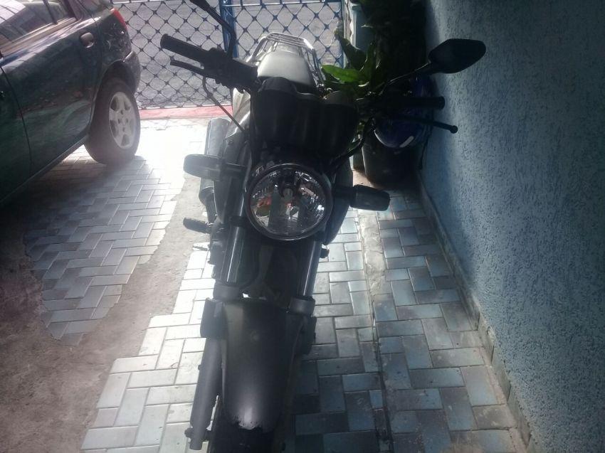 Honda CBX 250 Twister - Foto #2