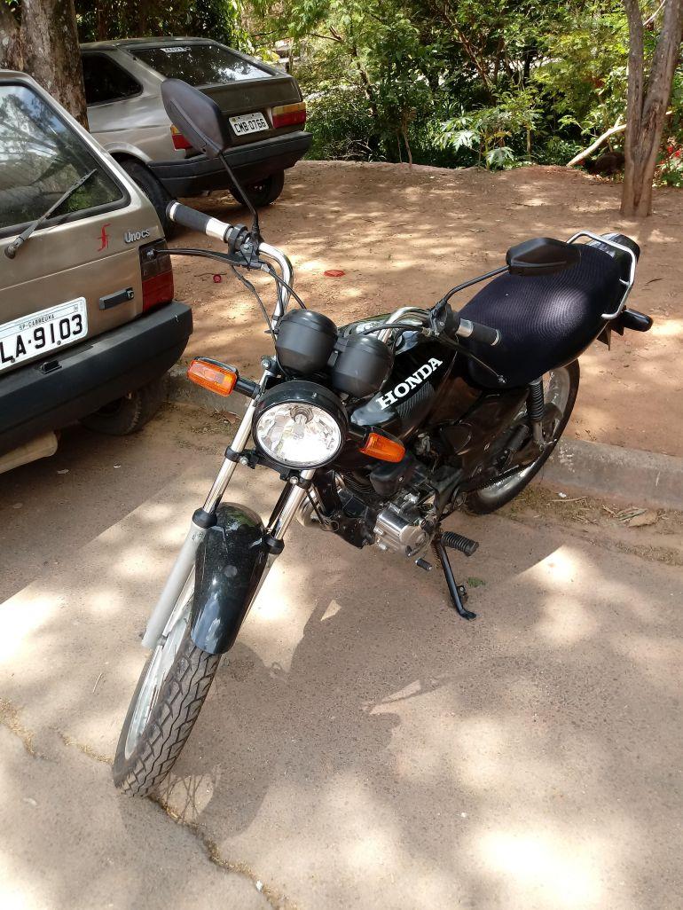 Honda CG 125 Fan - Foto #4