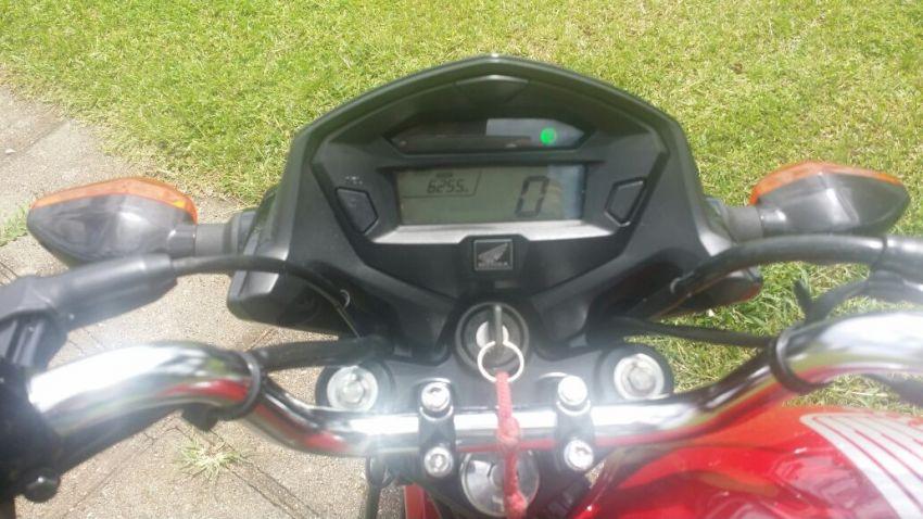 Honda CG 125 Fan KS - Foto #1