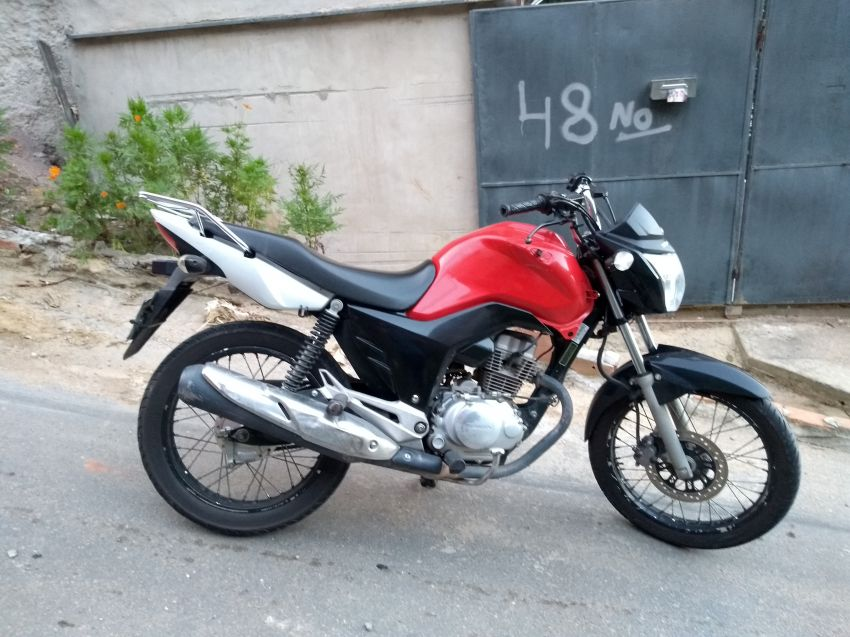 Honda CG 150 Start - Foto #2