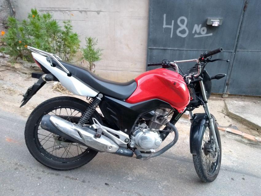 Honda CG 150 Start - Foto #3