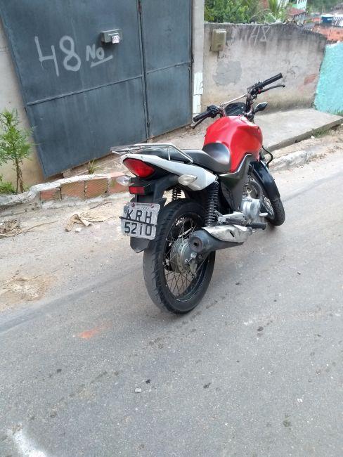 Honda CG 150 Start - Foto #7