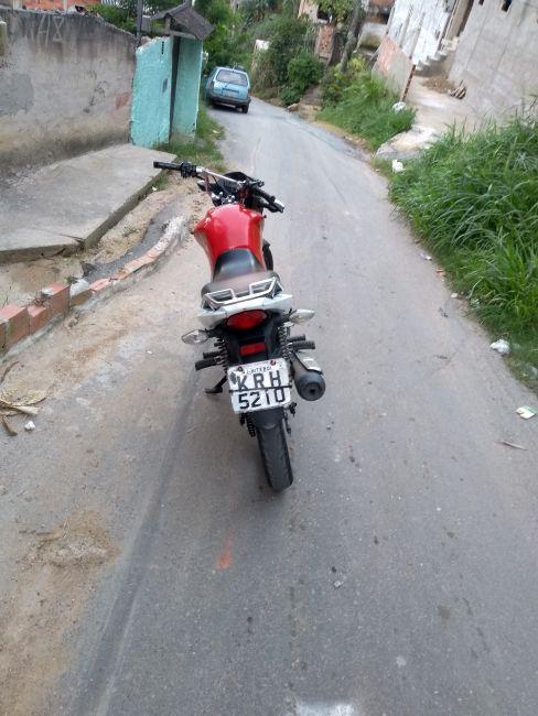 Honda CG 150 Start - Foto #8