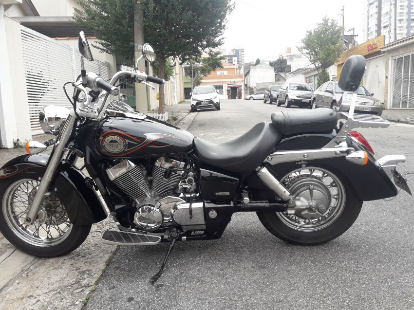 Honda Shadow 750 - Foto #3