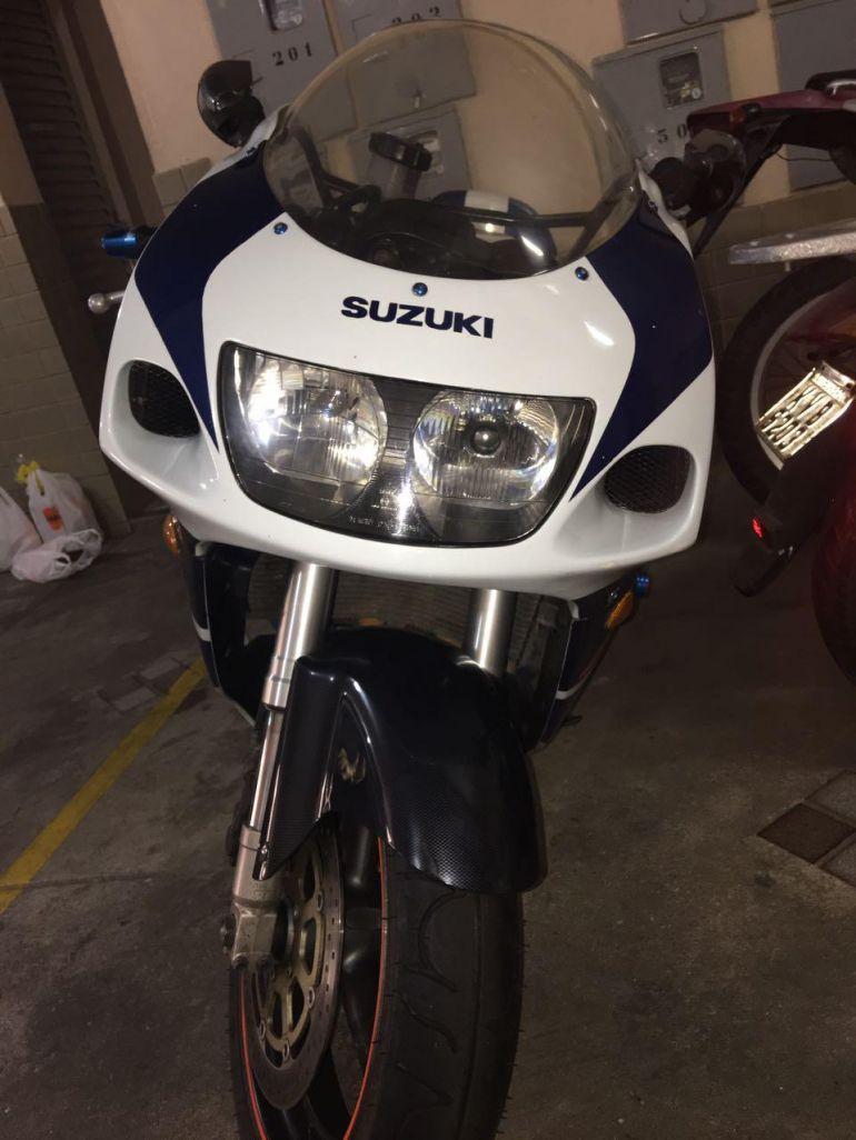 Suzuki GSX R 750 W - Foto #4