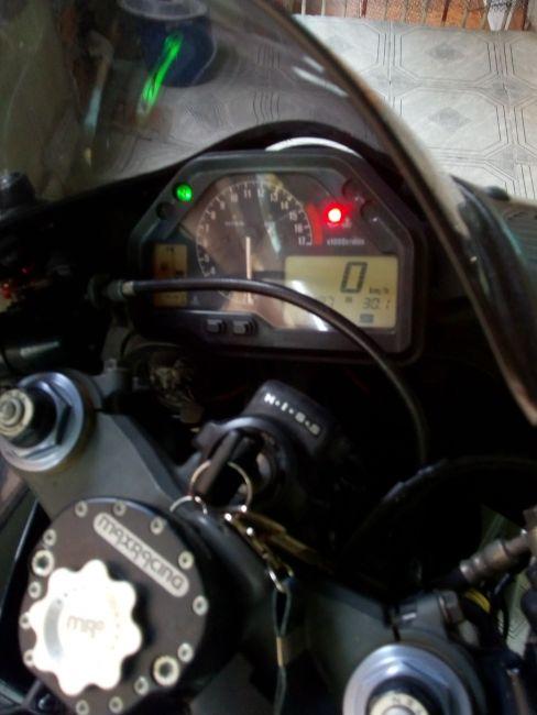 Honda CBR 600 RR - Foto #5