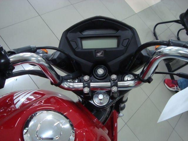 Honda CG 125 Fan - Foto #6