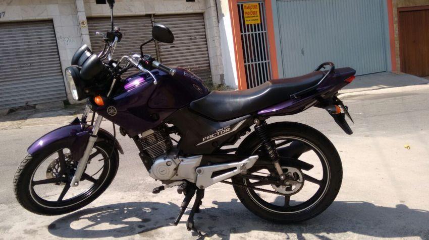 Yamaha YBR 125 Factor ED - Foto #1