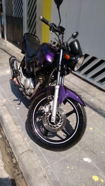 Yamaha YBR 125 Factor ED - Foto #4