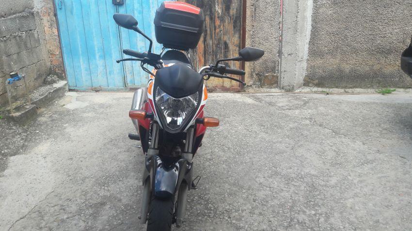 Honda CB 300R (edição especial) - Foto #5