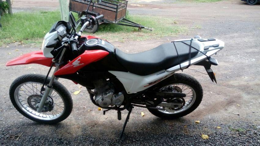 Honda NXR 160 Bros ESDD - Foto #1