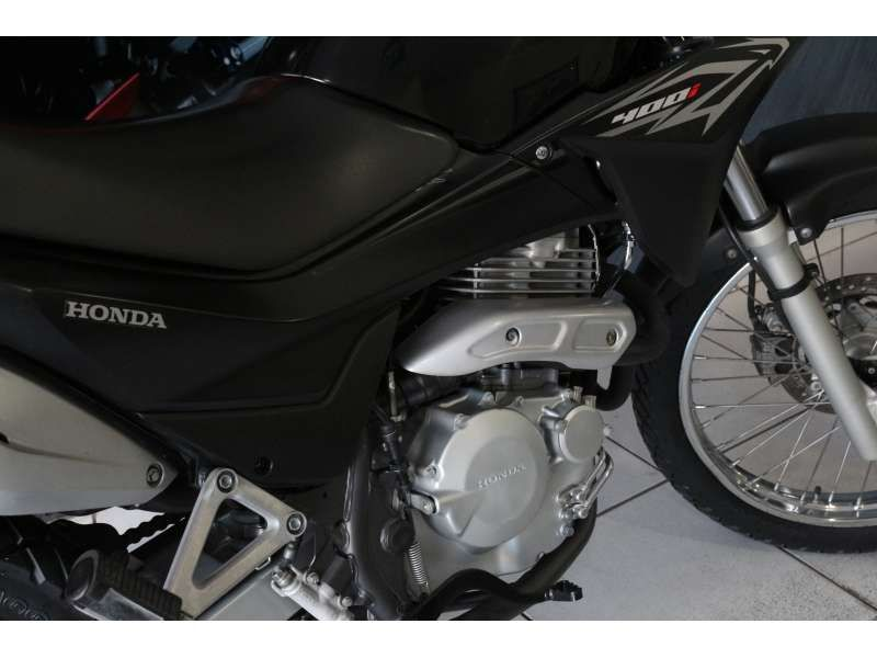 Honda CG 150 Fan ESi - Foto #2