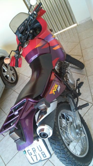 Honda NX 350 Sahara - Foto #1