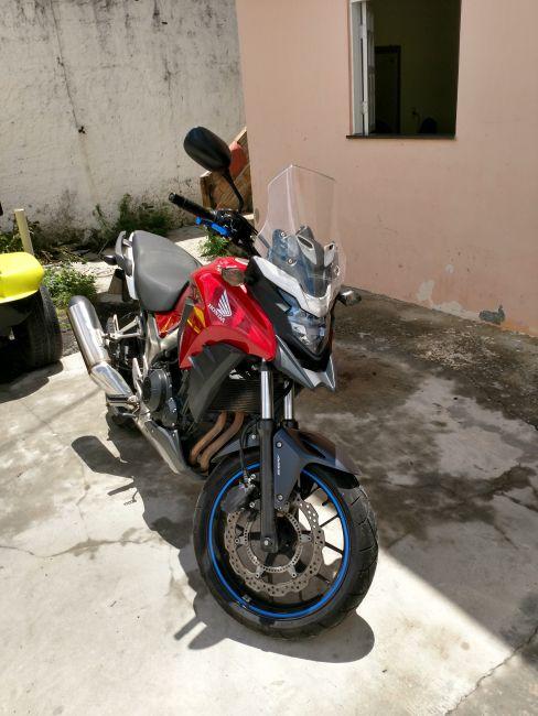 Honda CB 500X (ABS) - Foto #4